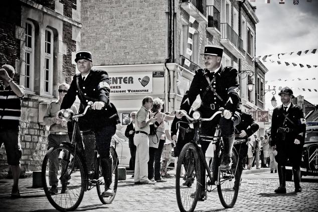 Carentan Parade: Gendarmerie